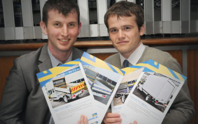 Ingimex Year in Industry Students triumph yet again!